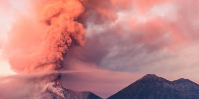 Le Volcán de Fuego