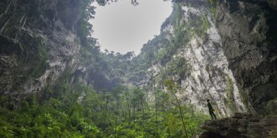 Seconde doline de Hang Son Doong