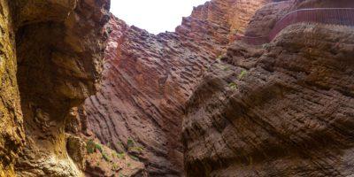 Grand Canyon de Koutcha