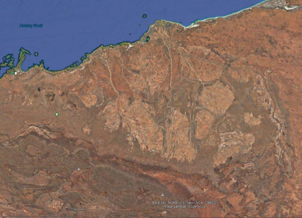 Craton de Pilbara